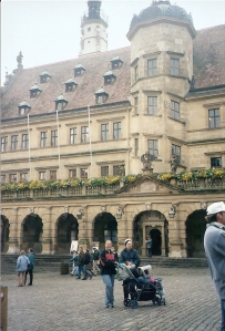 My time in Germany